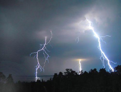 Сегодня в Биробиджане ожидаются ливни и грозы