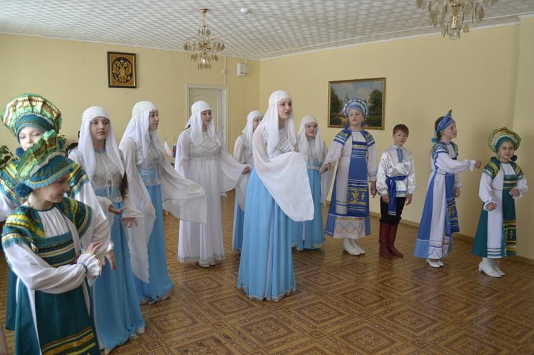 Облученский ансамбль «Ладанка» стал обладателем Гран-при в международном фестивале