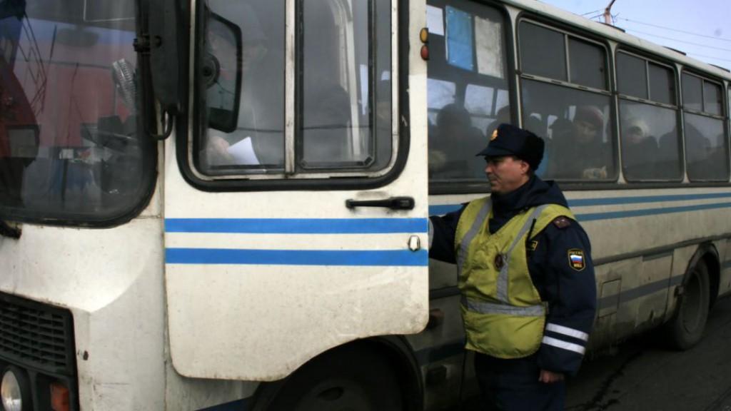 18 ДТП с участием автобусов зарегистрировано в ЕАО