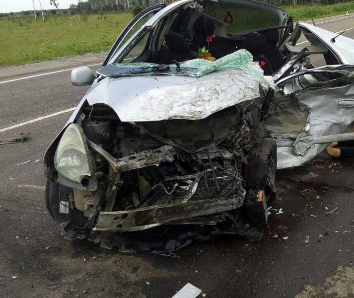 Двое человек погибли в результате аварии в ЕАО