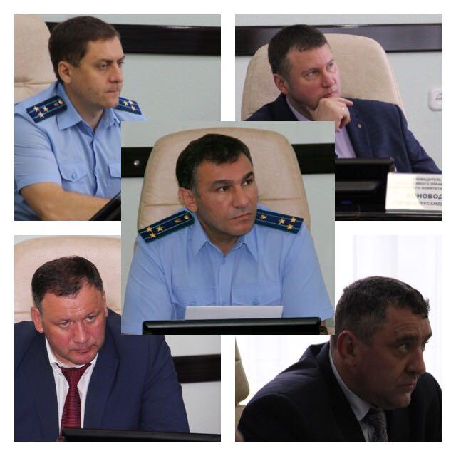 Прокурор ЕАО Заурбек Джанхотов: не позволю органам расследования незаконно возбуждать уголовные дела