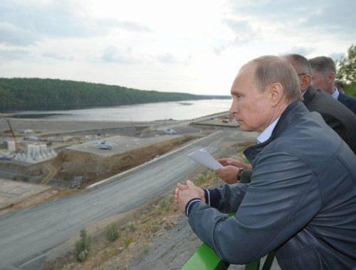 В рамках поездки на Дальний Восток Путин посетит Амурскую область
