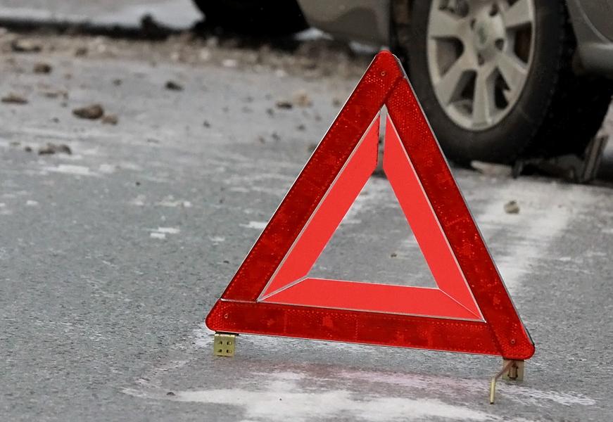 28-летняя женщина-водитель получила травмы в ДТП в Биробиджане