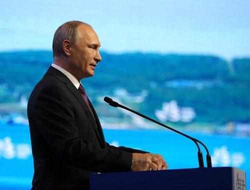 Путин: Совсем мало, что делается для населения Дальнего Востока