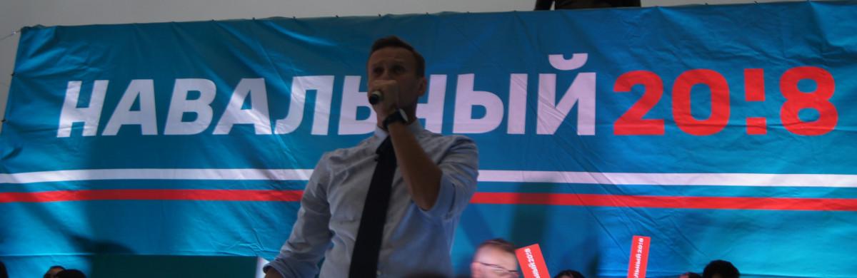 В Хабаровске прошёл митинг Алексея Навального
