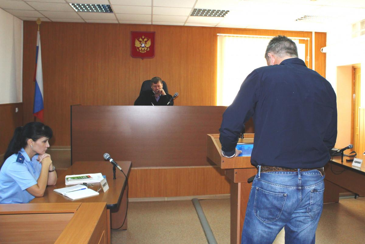 Андрей Пархоменко выступил с последним словом