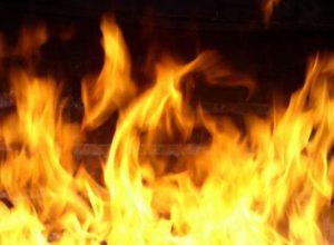 Ещё одна баня сгорела в Биробиджане