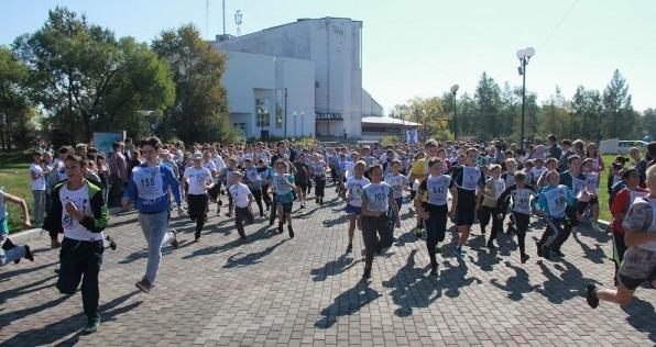 Всероссийский день бега «Кросс нации» пройдёт в областном центре