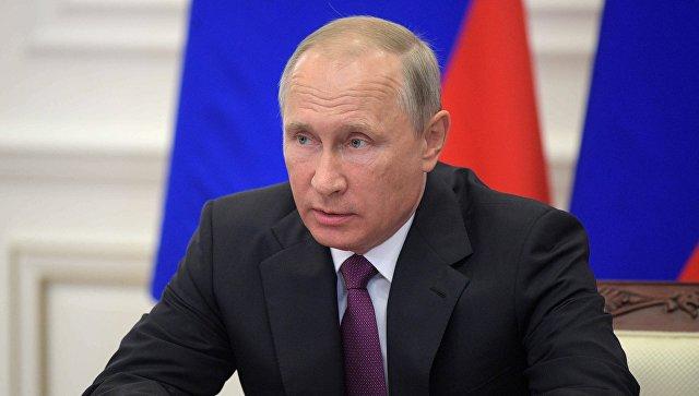 Путин назвал безобразием ситуацию в сфере строительства в регионах России
