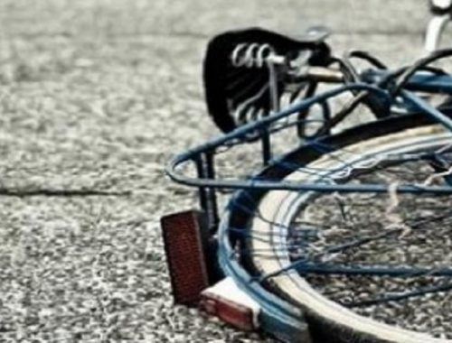 В Биробиджане в ДТП погиб велосипедист