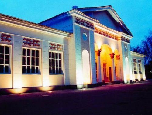 В мэрии Биробиджана прошло совещание по кинотеатру «Родина»