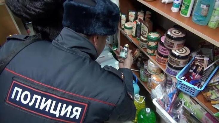 Факт продажи «фанфуриков» выявлен в одном из магазинов Биробиджана
