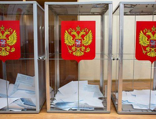 ЦИК: На 18 участках отменены итоги голосования на выборах президента РФ