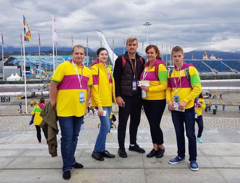 Делегация ЕАО принимает участие во Всемирном фестивале молодежи и студентов в Сочи