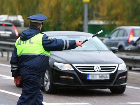 Инспекторам ГИБДД запретили составлять протоколы на судей-нарушителей