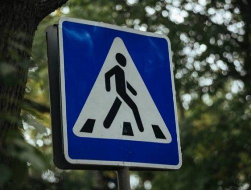 В России увеличены штрафы для водителей за непропуск пешеходов