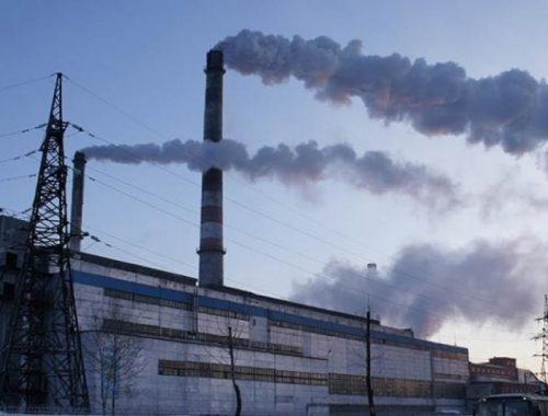 На Биробиджанской ТЭЦ остановлен в ремонт котёл №10