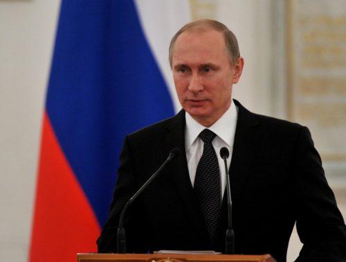 Владимир Путин назвал национальный приоритет России XXI века