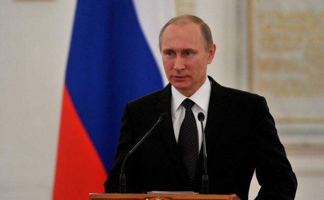 В Кремле пройдет инаугурация Путина