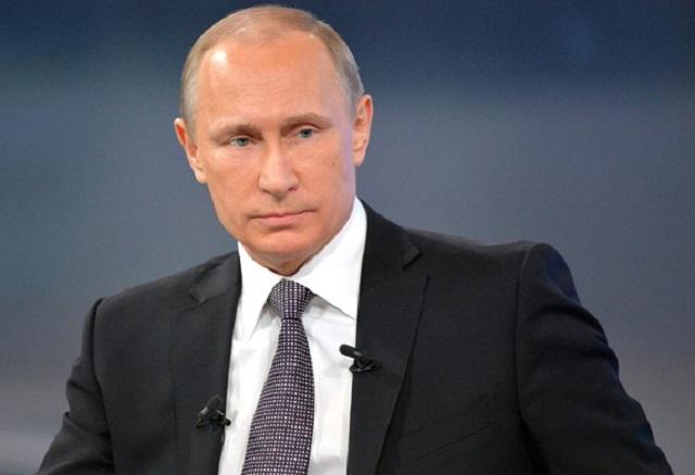 Владимир Путин принял решение участвовать в выборах президента в 2018 году