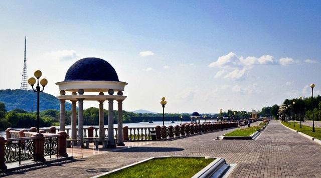 «Вечерний Биробиджан» приглашает жителей и гостей города на набережную