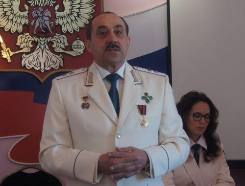 Руководителя УФНС России по ЕАО Александра Стругачёва «ушли» в отставку