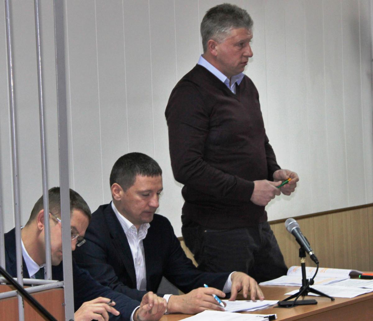 Приговор Андрею Пархоменко вступил в законную силу