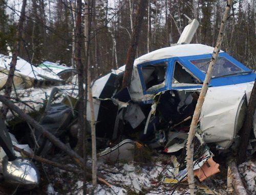 Названа причина крушения самолета в Хабаровском крае