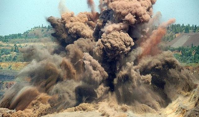В районе города Биробиджана будут проведены буровзрывные работы