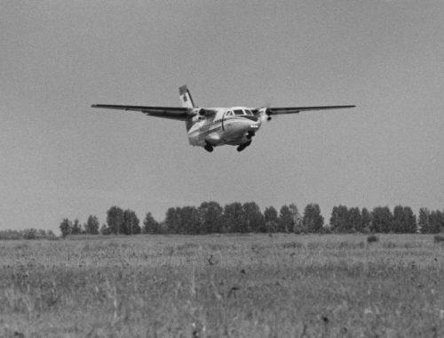 В Хабаровском крае разбился пассажирский самолет