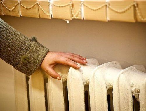 Теперь и в Теплоозерске снизилась температура в квартирах граждан