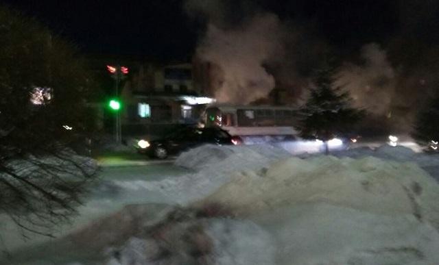 По факту возгорания автобуса началась прокурорская проверка
