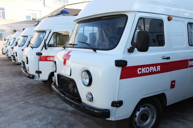 11 автомобилей скорой медицинской помощи поступят в ЕАО до конца года