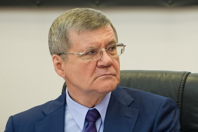 Генпрокурор РФ недоволен работой по взысканию штрафов за коррупцию