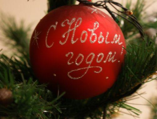 Новогоднее видеопоздравление от Почетного гражданина ЕАО Виллия Арнаполина