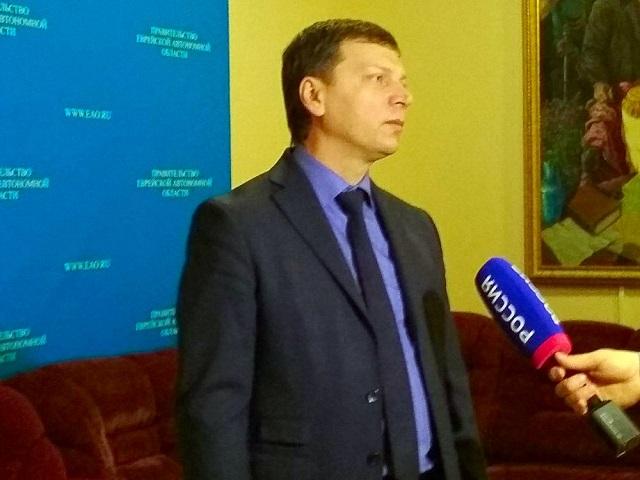 Чиновник областного правительства стал кандидатом на пост бизнес-омбудсмена ЕАО