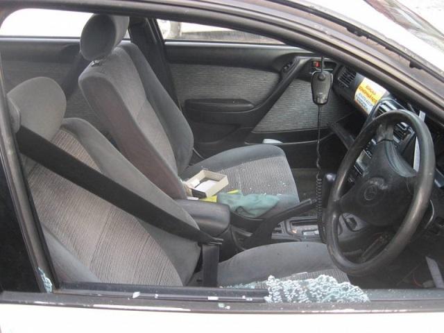 В Биробиджане раскрыта серия краж из автомобилей