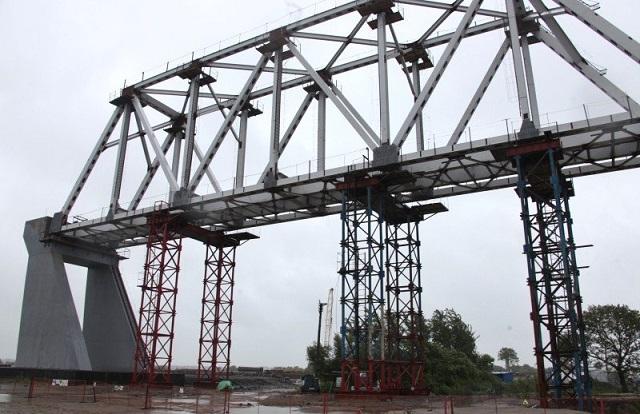 Сроки сдачи моста между КНР и ЕАО сдвигаются