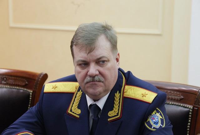Олег Доронин назначен на должность руководителя СУ СК России по ЕАО