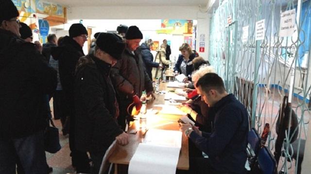 Активнее всех голосуют избиратели Биробиджанского и Ленинского районов
