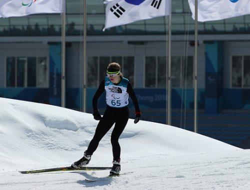 Выпускница Валдгеймской школы Екатерина Румянцева принесла России первое золото на Паралимпиаде