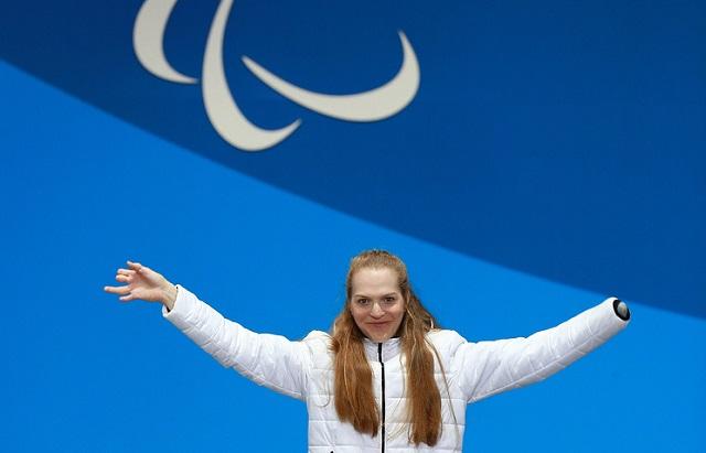 Трижды чемпионка: уроженка Биробиджана Екатерина Румянцева вновь завоевала золото на Паралимпиаде-2018