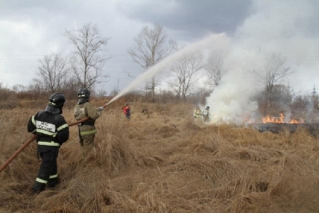 В ЕАО наступил пожароопасный сезон