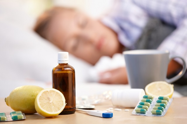 В области снизилось число заболевших гриппом
