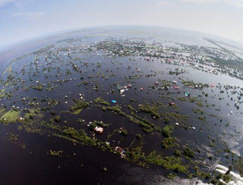 Число наводнений на Дальнем Востоке может удвоиться в ближайшие годы