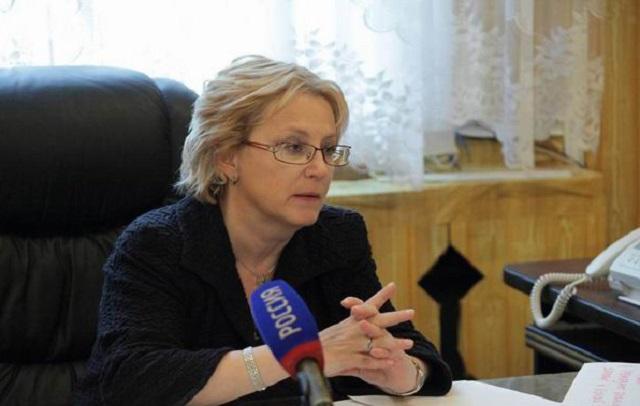 Министр здравоохранения Вероника Скворцова посетит ЕАО с рабочим визитом