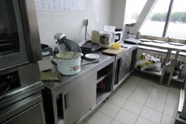 На кухне одного из биробиджанских общепитов выявлены нарушения