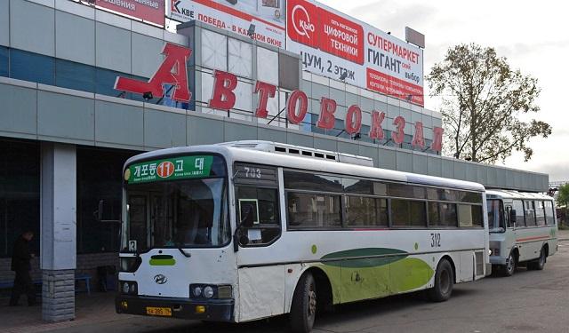 Биробиджанский автовокзал не прошел проверку на пожарную безопасность