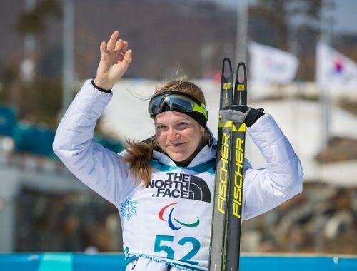 Уроженка ЕАО Екатерина Румянцева номинирована на титул лучшей спортсменки Паралимпиады-2018