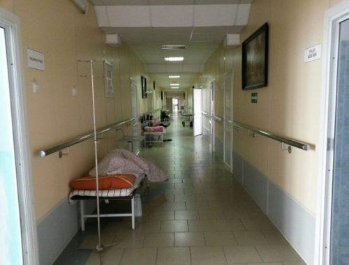 Устанавливается причина возгорания в родильном отделении в с. Ленинское
